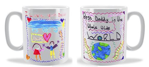 Alison Jewell's design your own mug artwork