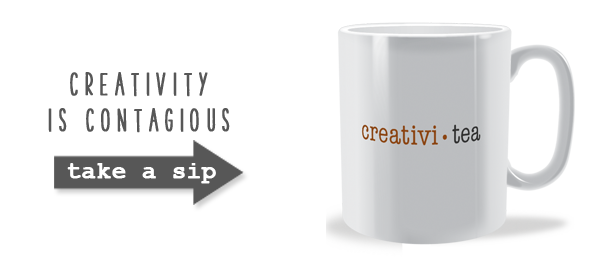 being creative to design your own mug