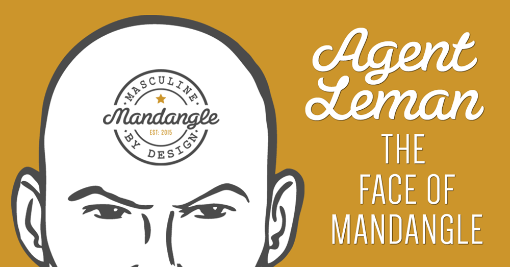 agent leman - the face of mandangle