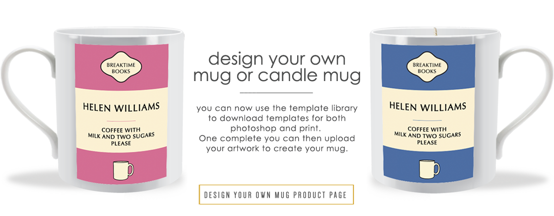 Design your own mug template library Design your own mugs uk