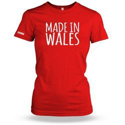 Ladies Welsh T-Shirts