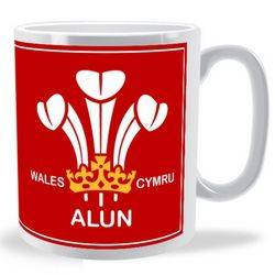welsh mugs at Brinley Williams
