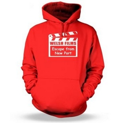 Escape from New Port Adult Hoodie