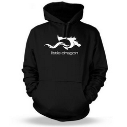 Little Dragon Adult Hoodie