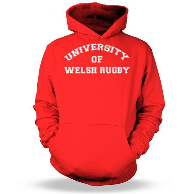 Welsh hoodies