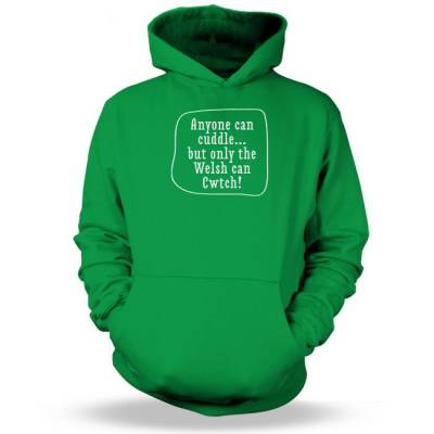 Anyone can Cuddle Kids Hoodie