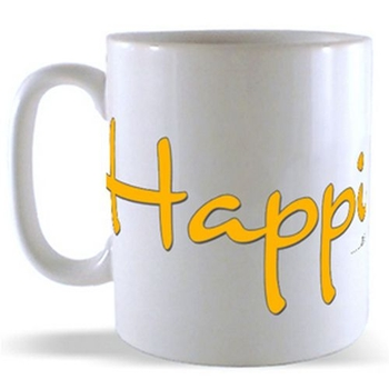 Happiness is - being Welsh Mug