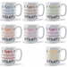 Personalised Grandparent Mug