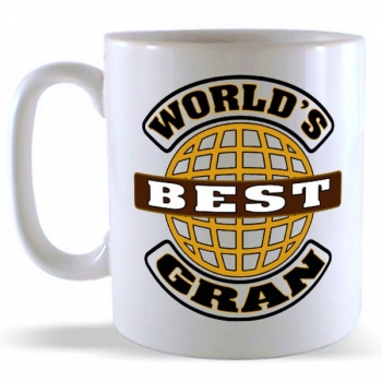 World's Best Gran Mug