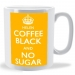 Personalised Keep Calm Tea Coffee Mug