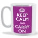Keep Calm and Carry On Mugs - Original