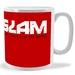Grand Slam 2012 Wales Billboard Full Colour Wrap Mug