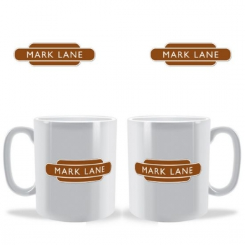 Personalised Station Sign Mug