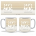 Personalised Art  Mug