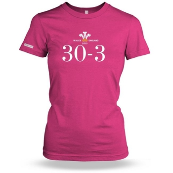 30 - 3 Ladies T shirt