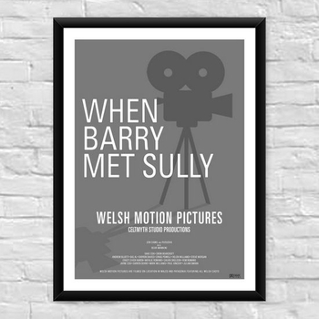 When Barry met Sully Welsh Film Poster
