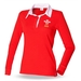 3 Feathers Wales - Ladies rugby shirt