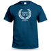 Laurel Wreath Personalised  Stag T shirt
