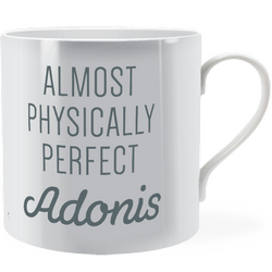 Almost physically perfect Adonis ~ Man Mug