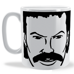 Hello is it Tea you're looking for ~ Man Mug