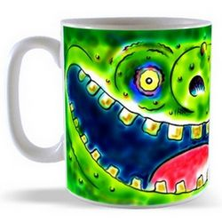 Monster Mugs 1