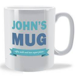 Personalised My Mug