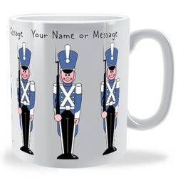Personalised Toy Soldiers Mug