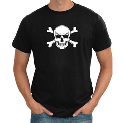 Skull & Crossbones Mens t shirt