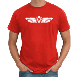 Flying Wings with Personalised Initial T shirt