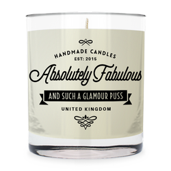 Absolutely Fabulous ~ Scented Candle