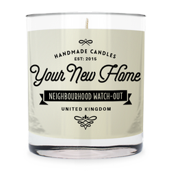 You're New Home ~ Scented Candle