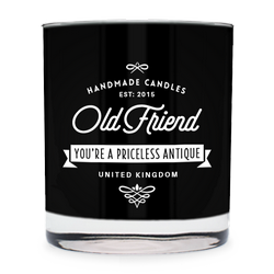 Old Friend ~ Scented Candle