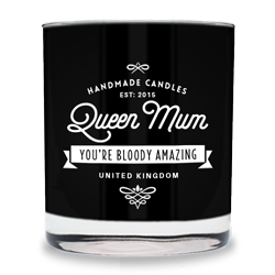 Queen Mum ~ Scented Candle