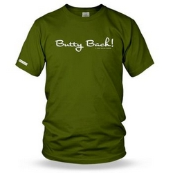 Butty Bach! - A True Welsh Friend Mens t shirt